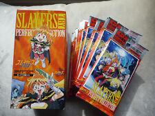 Slayers Try Trading Card Box Anime Japanese Import *New/ opened SEALED CARDS*