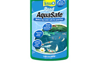 TetraPond AquaSafe 16.9 Ounces, Makes Tap Water Safe For Pond Fish