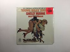 SHELLY MANNE ‎Young Billy Young OST LP United Art. ‎UAS5199 US '69 M Sealed! 9BI