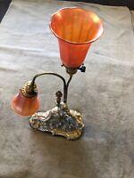 Goddess Of The Sea Riding Serpent Lamp Colorful Lamp Shades Beautiful