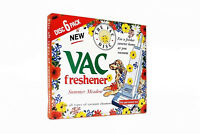 6 Pack Vac Vacuum Cleaners  Hoover Disc Freshener Summer Meadow For Pet Lovers