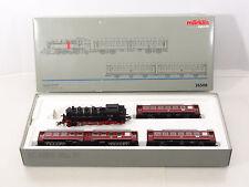 Marklin HO DB German Commuter Service Train Set with 2-8-2 Digital Engine 26508