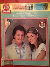 Point de Vue 1980 - Caroline de Monaco et Philippe Francoise de Bourbon Parme