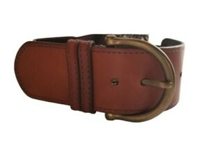 "OTHER SIZES//COLORS LISTED 1/"" WIDE LARGE SIZE LEATHER Womens Belt RM6-30"