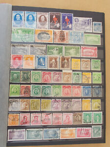 PHILIPPINES  good coll. 441 stamps all diff.  - 9 scans # Lot 4622