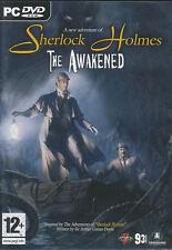 Sherlock Holmes THE AWAKENED A New Adventure PC Game