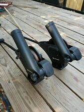 2 Each Cannon Easi-Troll Manual Downriggers. Slightly used. Great bargain!!