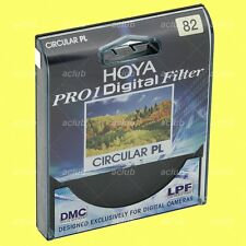 Genuine Hoya 82mm Pro1 D Digital Circular CPL Filter Pro1D CIR C-PL Polarizer