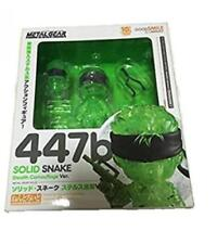 Good Smile Company Nendoroid Solid Snake: Stealth Camouflage Ver 447b