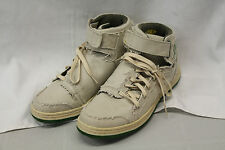 Reebok Hightop Sneakers PYE Play Dry Beige Size 9.5 Mens Excellent Used Con 2045