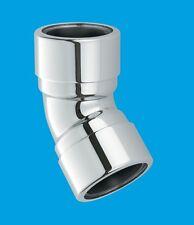 """McAlpine 35mm C / P in Ottone 135 Gradi a Compressione PIEGA NUOVO 35b-cb si adatta 1,25 """"tubo"""