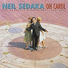 Oh Carol: The Complete Recordings 1956-1966 Box by Neil Sedaka (2003) 8 CD NEW