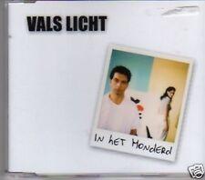 (20N) Vals Licht, In Het Honderd - CD single