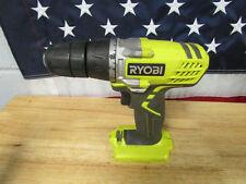 "Ryobi HJP003 12V Li-Ion 3/8"" Cordless Drill/Driver BARE TOOL"