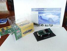 1:43 ATLAS EDITIONS  DAIMLER SP 250 DART RACING GREEN    M BOX