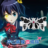 Anime Love, Chunibyo & Other Delusions Takanashi Rikka 925 Silver Ring Gift