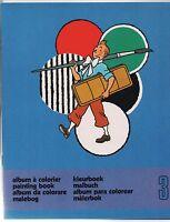 Album à colorier Boule et Bill Dargaud  1988 ETAT NEUF