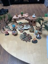 Arch Wall Gateway Enesco Friends of the Feather Huge Lot 20+ display pieces.