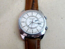 POLJOT SIGNAL ALARM USSR vintage men's mechanical watch