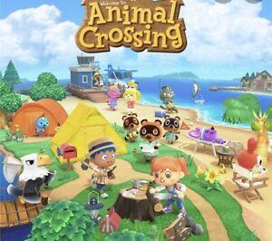 Animal Crossing, Nintendo Switch, Leer Antes De Comprar
