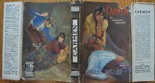 Carmen by Prosper Merimee 1926 Readers library in rare dustjacket