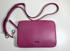 Tumi Cross-body Bag  (Strap removable)