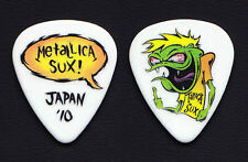 Metallica Sux Cartoon Guitar Pick - 2010 Japan Tour