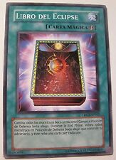 Yugioh Book of Eclipse TDGS-SP062 ESP