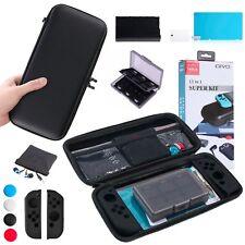 Nintendo Switch Tasche Case rot super Mario Odyssey Edition Displayfolie H9