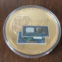 MEDAILLE - ANCIENS FRANCS : 20 FRANCS SCIENCE DE 1941 // 2010
