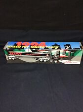 """Texaco 1994 Toy Tanker Truck Sound Lights """"1st In Collector Series"""" Collectable"""