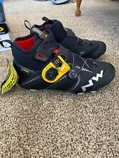 Northwave Extreme MTB Winter GTX Mountain Bike Shoes, Size 10.5 US