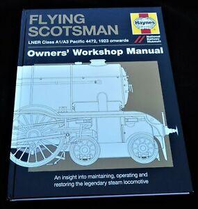 Haynes Flying Scotsman Owners' Workshop Manual H/b 2016 Philip Atkins