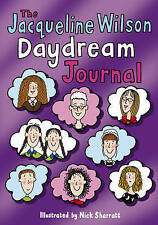 The Jacqueline Wilson Daydream Journal, Wilson, Jacqueline, Very Good Book