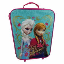 Synthetic Girls Travel Bags & Hand Luggage Upright (2) Wheels