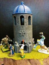 Mage Tower Terrain Warhammer D&D Frostgrave 28mm 40K Fantasy Wargame 25mm LOTR