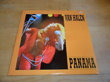 LP Van Halen Panama Live Madison Square Garden NY 3/ 20/ 84  2LPS Harlet Records