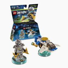 NEW LEGO DIMENSIONS Minifigure NINJAGO FUN PACK #71217