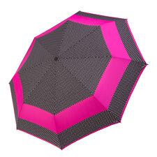 Umbrella by Knirps - T2 Duomatic Olivia Fuchsia (UV Protected)