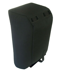 """Acoustic 361 Cabinet Cover - 1/2"""" Padded, Black, Made in USA by Tuki (acou030p)"""