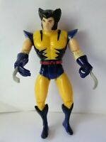 1997 Toy Biz Marvel X-MEN Wolverine Action Figure Unmasked Rare