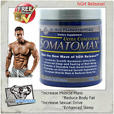 HI TECH PHARMACEUTICALS SOMATOMAX | 280G | FRUIT | MUSCLE | GROWTH | RECOVERY