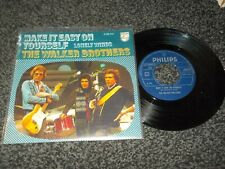 """WALKER BROTHERS-MAKE IT EASY ON YOURSELF/LONELY WINDS 7"""" (DUTCH PRESS)"""