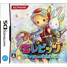 Used DS Elebits: Adventures of Kai & Zero Japan Import