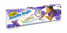 Crayola Mat-Fairytale Doodle Magic Color Marker Swipe Wipe Color Again
