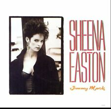 SHEENA EASTON JIMMY MACK/MONEY BACK GUARANTEE 45RPM  W/PIC SLEEVE
