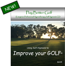 Golf Hypnosis - Play your best game consistently! (Dr Ginny Lucas)