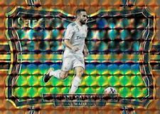 Panini Real Madrid Not Autographed Football Trading Cards & Stickers