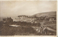 Isle of Wight Postcard - Freshwater Bay and Cliffs - Ref TZ1174