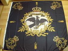 Flagge Standarte Preußische Infanterie 1806 Regimentsfahne des Rüchel -150x150cm